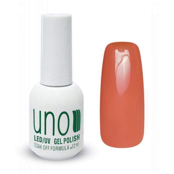 UNO, Гель–лак №020 Crème Brulee — «Крем-брюле»