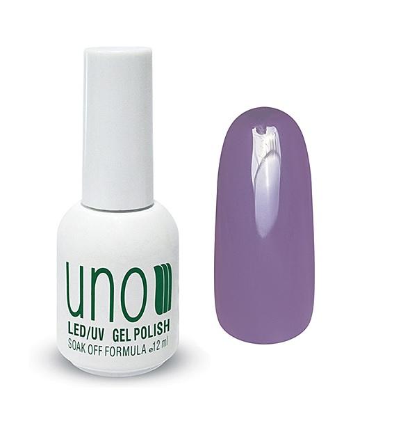 UNO, Гель–лак №093 Blueberry Milk — «Черничное молоко»