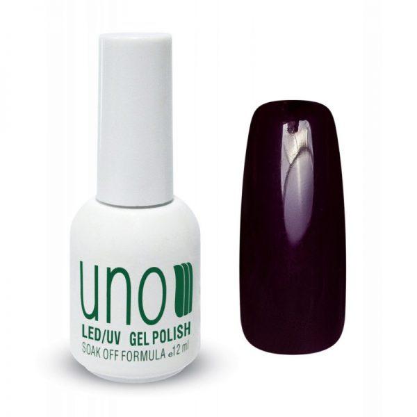 UNO, Гель–лак №094 Eggplant — «Баклажан»