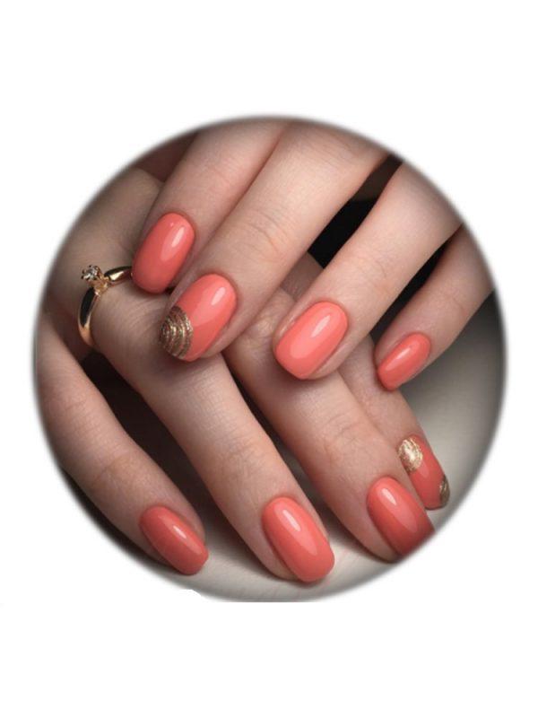 UNO, Гель–лак №011 Sweet Peach — «Сладкий персик»