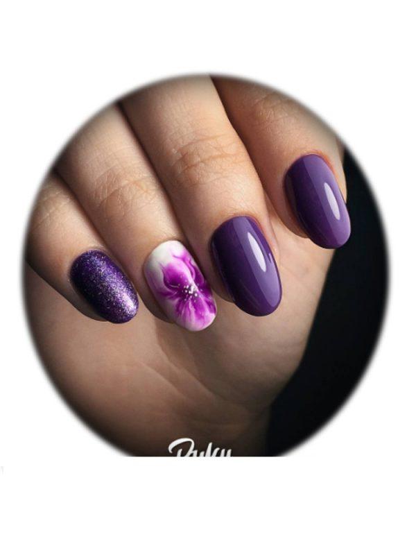 UNO, Гель–лак №041 Violet — «Фиалковый»