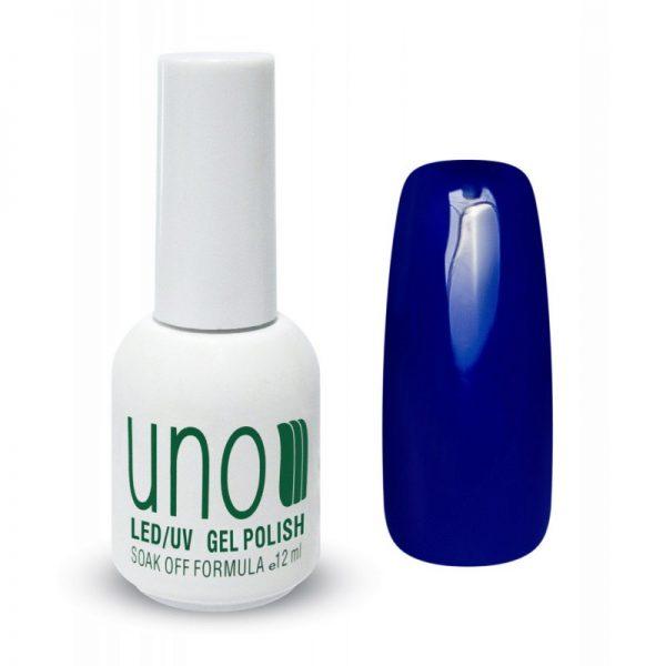 UNO, Гель–лак №122 Royal Blue — «Королевский синий»