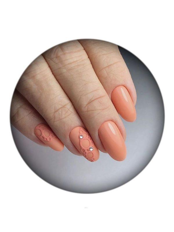 UNO, Гель–лак №444 Apricot — «Абрикосовый»