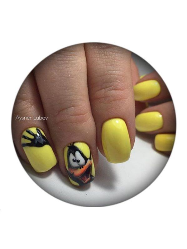 UNO, Гель–лак №021 Banana Split — «Банана cплит»
