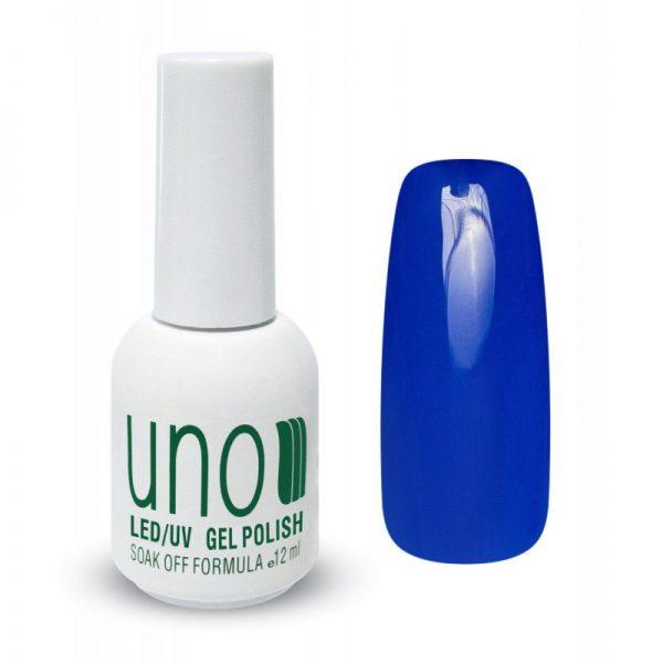 UNO, Гель–лак №207 Lilac-Blue — «Сиренево-синий»