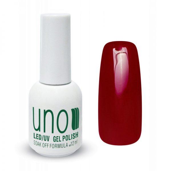 UNO, Гель–лак №208 Branded Cherry — «Пьяная вишня»