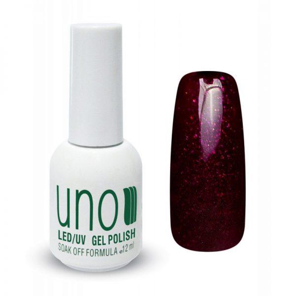 UNO, Гель–лак №234 Red Wine — «Красное вино»