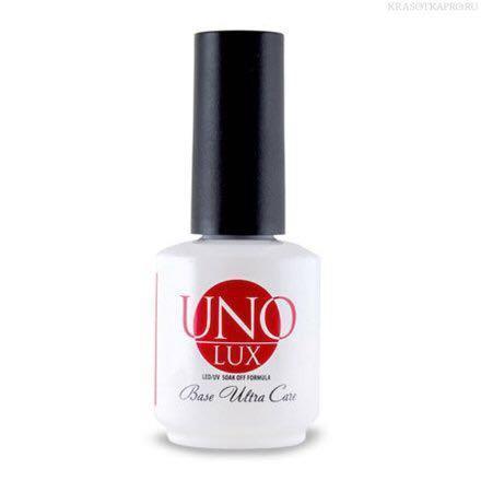 Uno Lux, Базовое покрытие для гель-лака Base Ultra Care