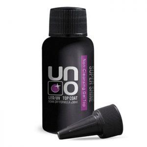 UNO, Верхнее покрытие Super Shine без липкого слоя