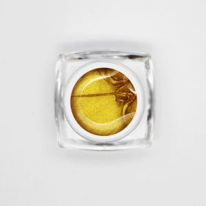 STRETCH-GEL (паутинка) золото (5 г)