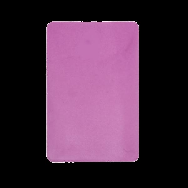 Силиконовый штамп для стемпинга (малиновый)