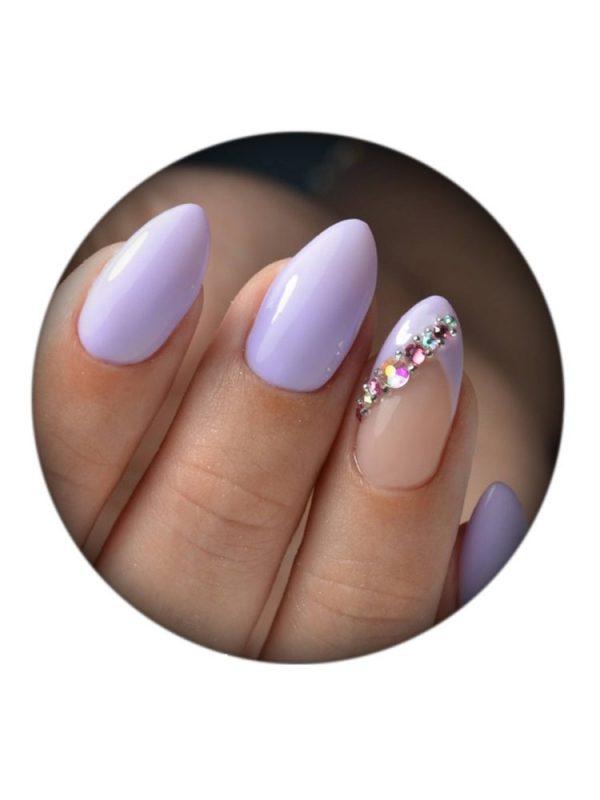 Uno Lux, Гель-лак №63 Lilac Haze — «Сиреневая дымка» коллекции Pastel