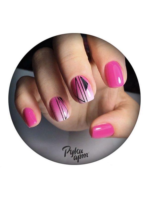 UNO, Гель–лак №128 Pink Lotus — «Розовый лотос»