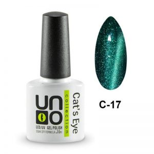 UNO, Гель–лак «Кошачий глаз» №17