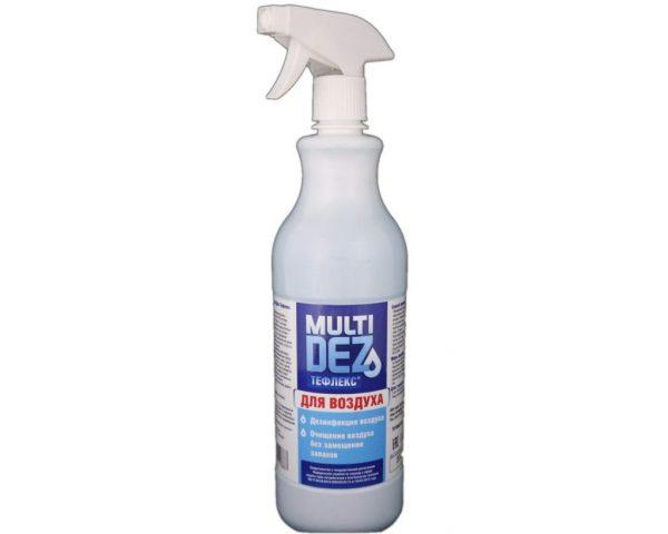 Средство «MultiDez-Тефлекс для воздуха»