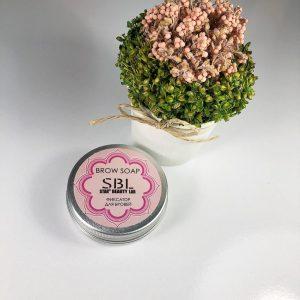 BROW SOAP by SBL Фиксатор для бровей 30гр