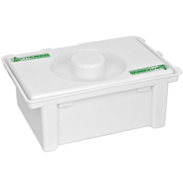 Емкость-контейнер полимерный для дезинфекции и предстерилизационной обработки  ЕДПО-1-02-2