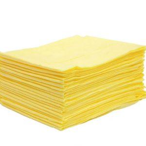 Простыни 200*80 В Сложении Лимон
