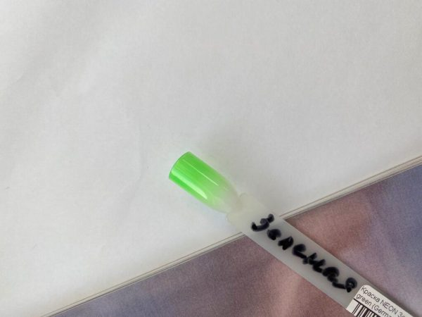 Краска Neon Зеленая