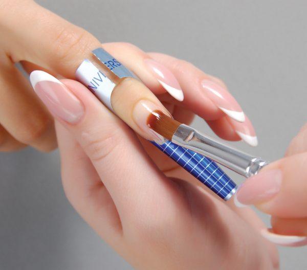 Моделирование ногтей гель/акрил